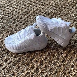 Baby adidas shoes size 4